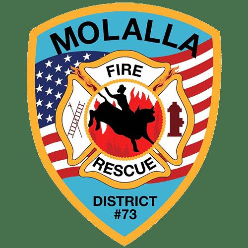 Molalla Fire logo