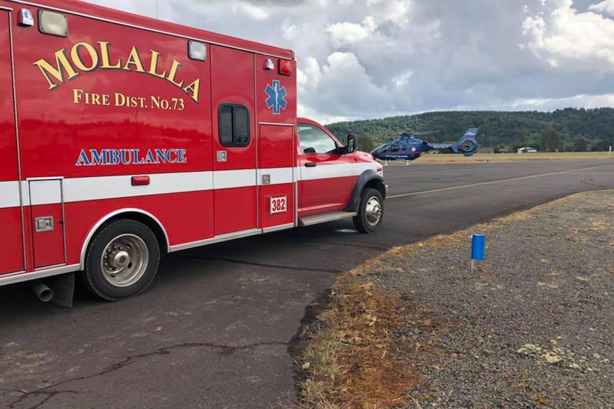 Molalla Fire Medic 382